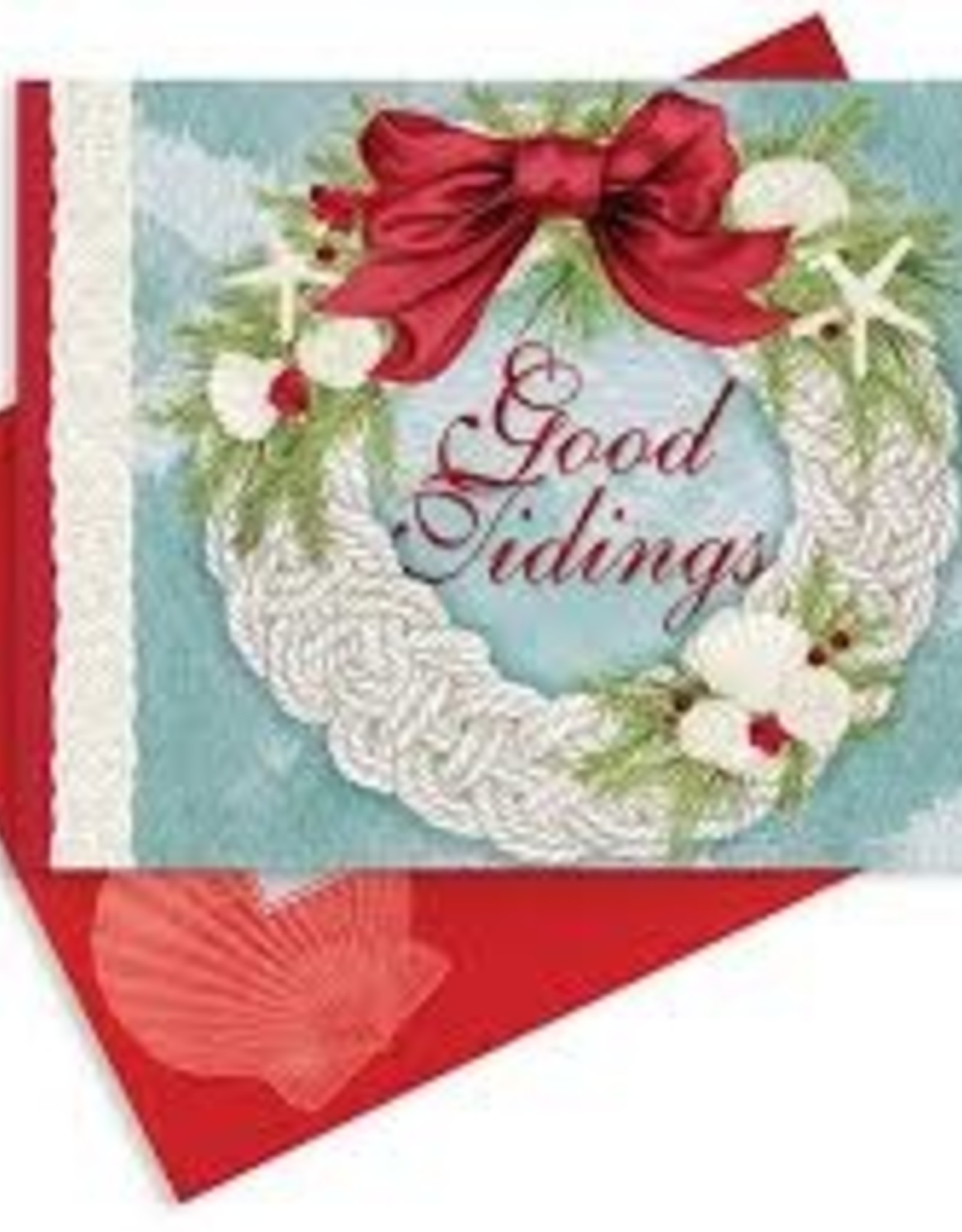 Cape Shore Boxed Christmas Cards - Good Tidings