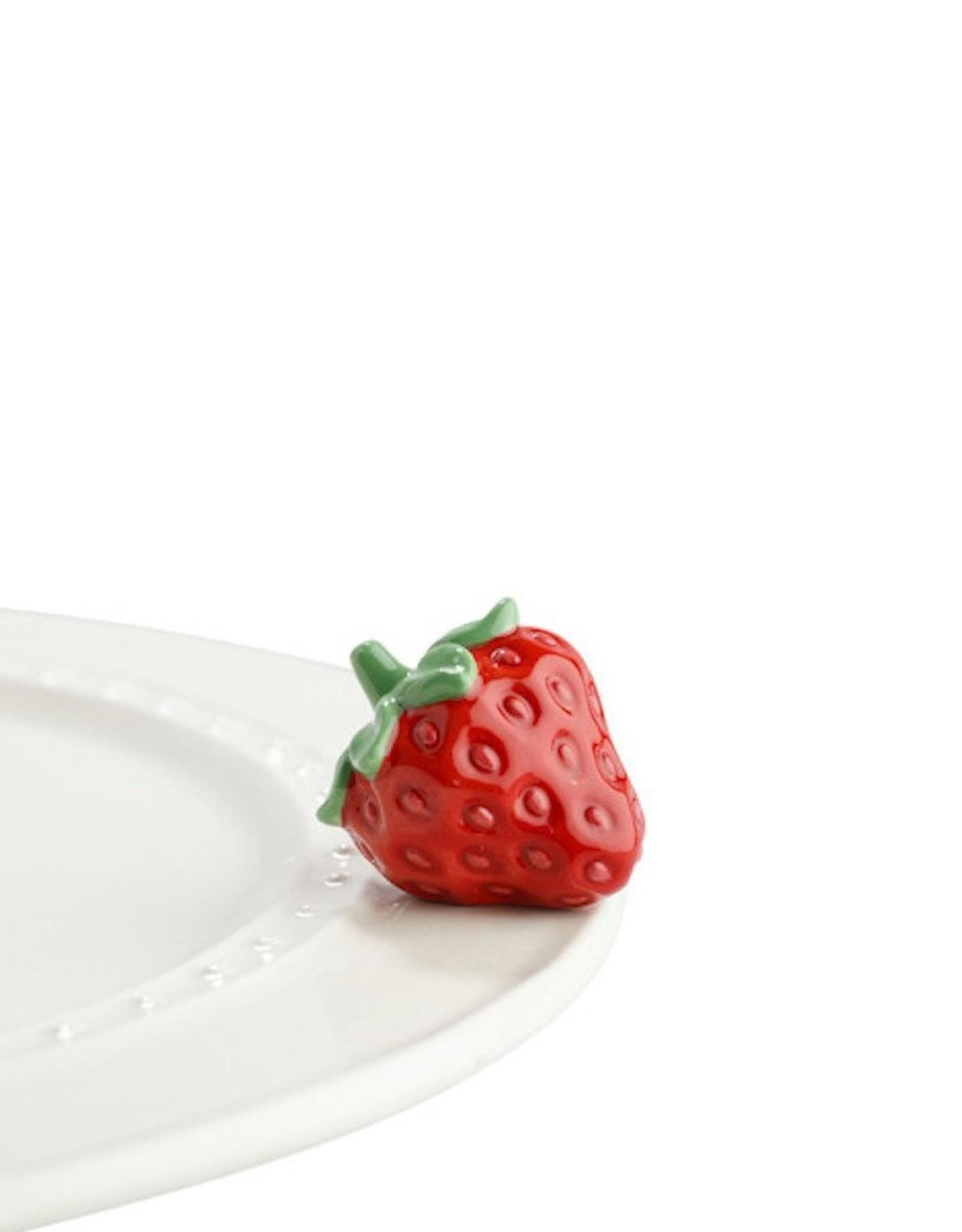 Nora Fleming Juicy Fruit Strawberry, mini