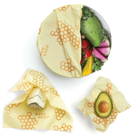 Bee's Wrap Bee's Wrap, Assorted Sizes