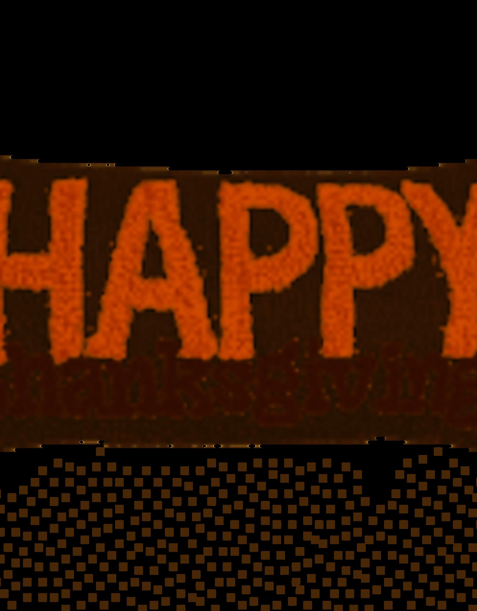 Happy Thanksgiving Pillow