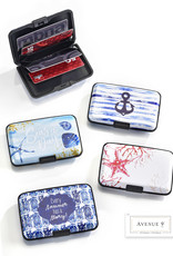 GiftCraft RFID Wallet, Nautical