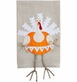 Dish Towel, Turkey Gather