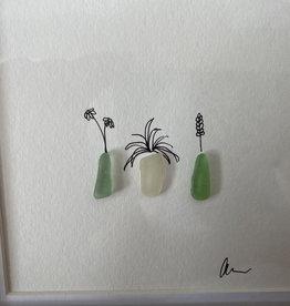 Allison Sullivan Sea Glass  Plants