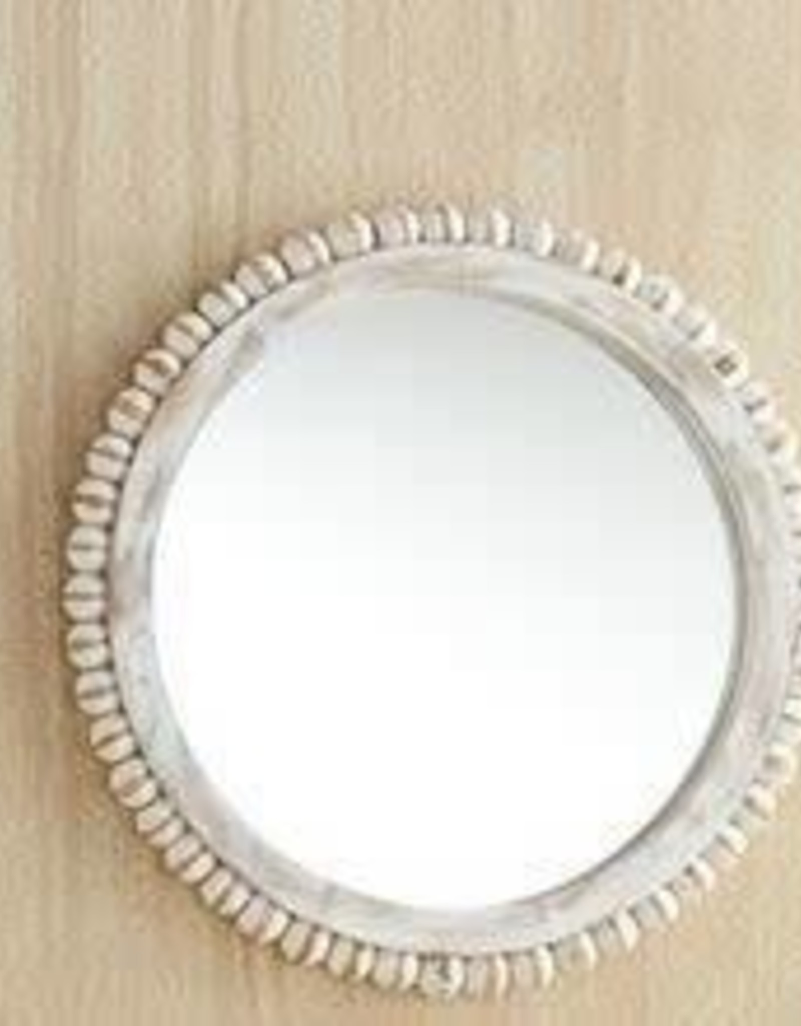 Beaded Mirror, Large