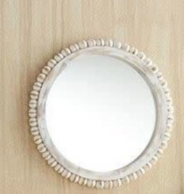Beaded Mirror, Small