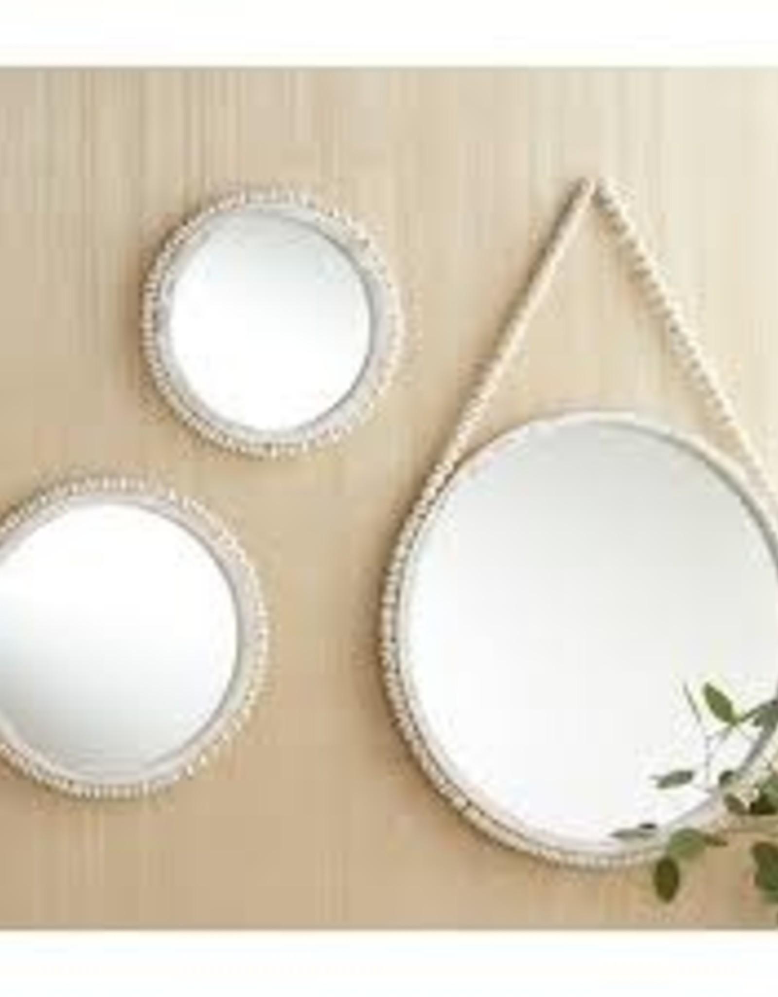 Beaded Mirror, Small