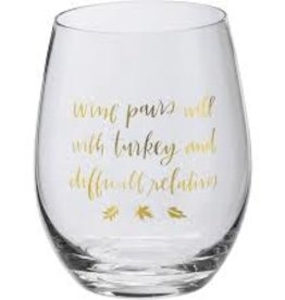 Wine Glass, Wine Pairs Well