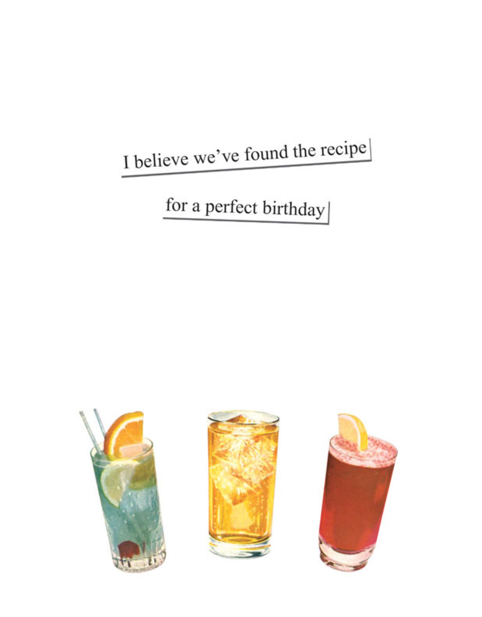 Anne Taintor Birthday Card -  Stir Up