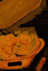 Paulownia Bread Bowl and Towel