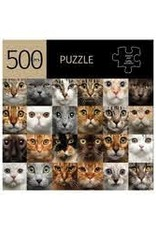 GiftCraft Puzzle 500, Cats