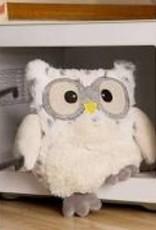Warmies Hooty Owl Snow White Warmies
