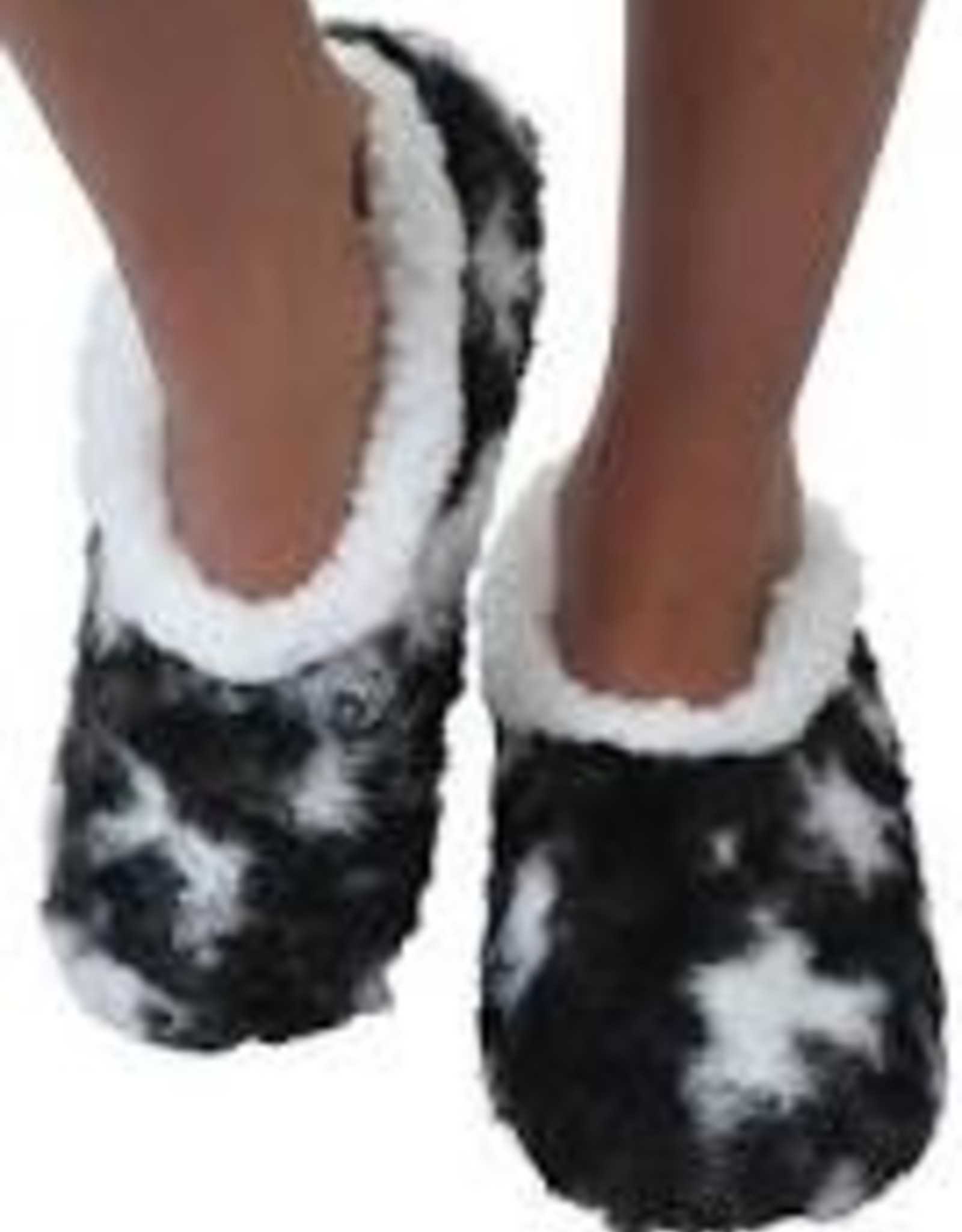 Snoozies Tie Dye Slippers, Medium