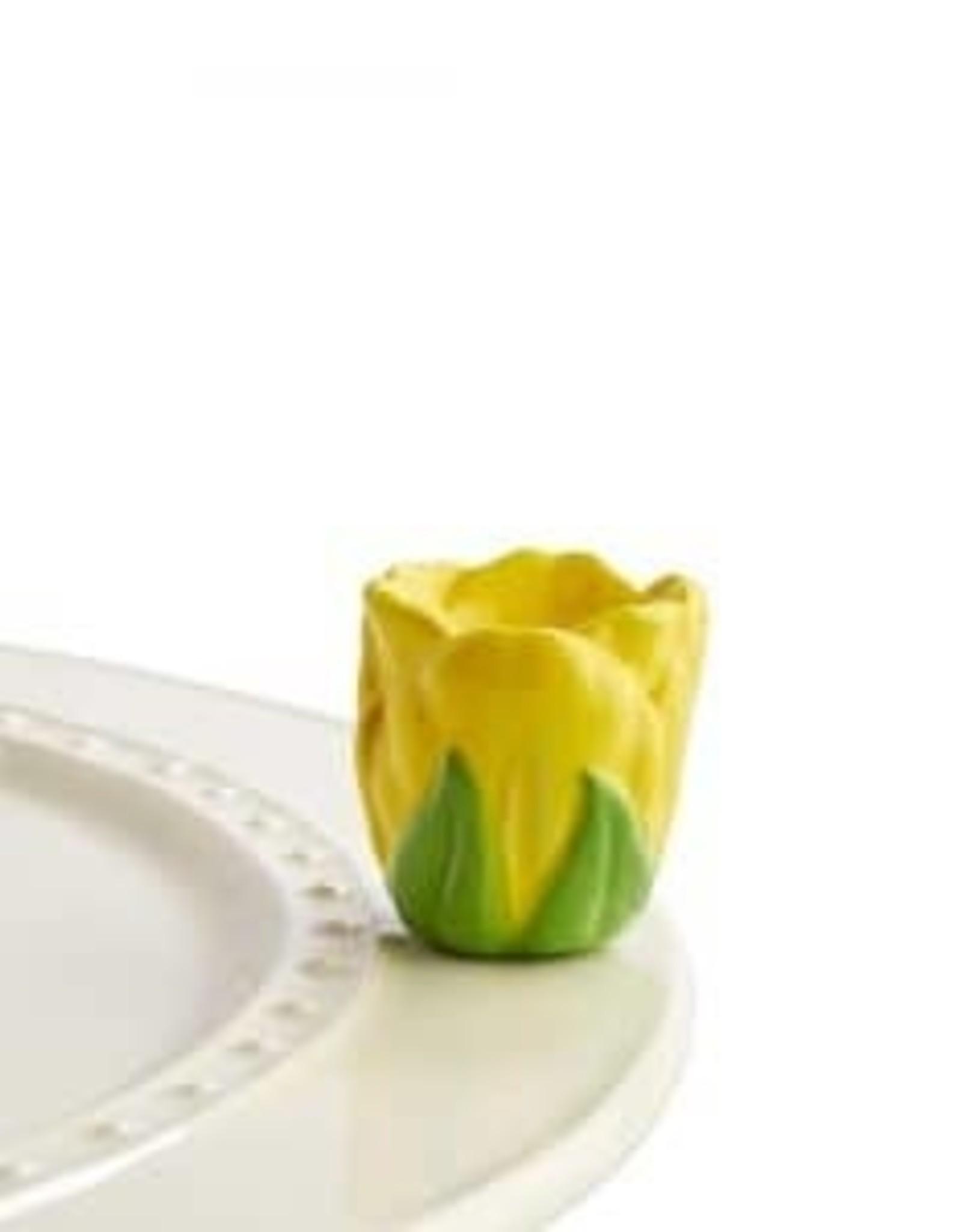 Nora Fleming Tiptoe Thru Em Tulip, mini