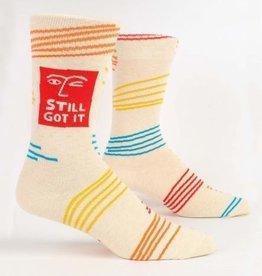 Blue Q Socks, Still Got It