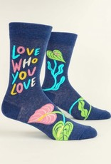 Blue Q Socks, Love Who You Love