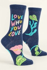 Blue Q Socks, Love Who You Love