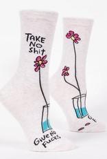 Blue Q Socks, Take No Sh!t