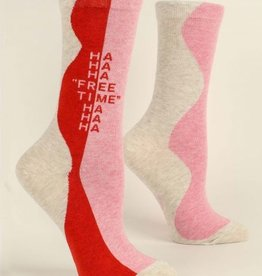 Blue Q Socks, Free Time