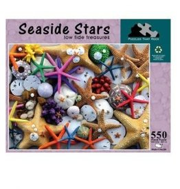 Puzzles That Rock Puzzle, Seaside Stars