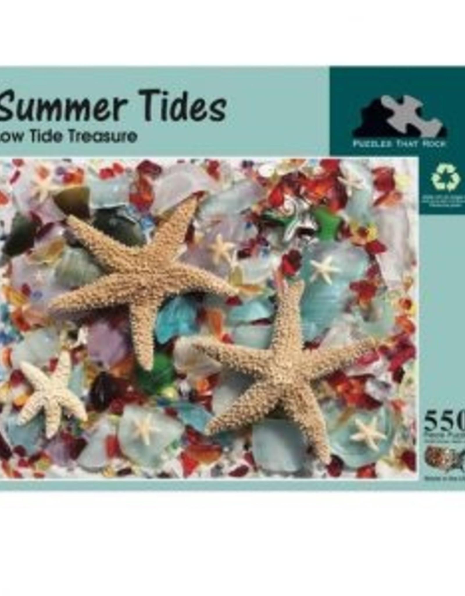 Puzzles That Rock Puzzle, Summer Tides