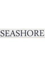 Uniquely Coastal Wood Sign - Seashore
