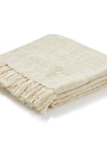 Americanflat Home Knit Throw Blanket, Tan