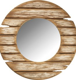 Mirror - Distressed Frame