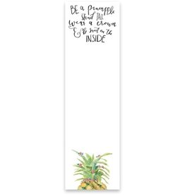List Notepad - Be A Pineapple