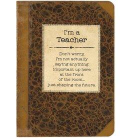 Journal, Teacher