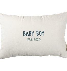 Pillow, Baby Boy 2020