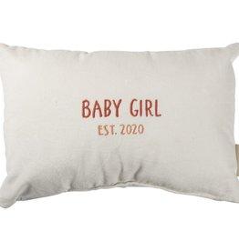 Pillow, Baby Girl 2020