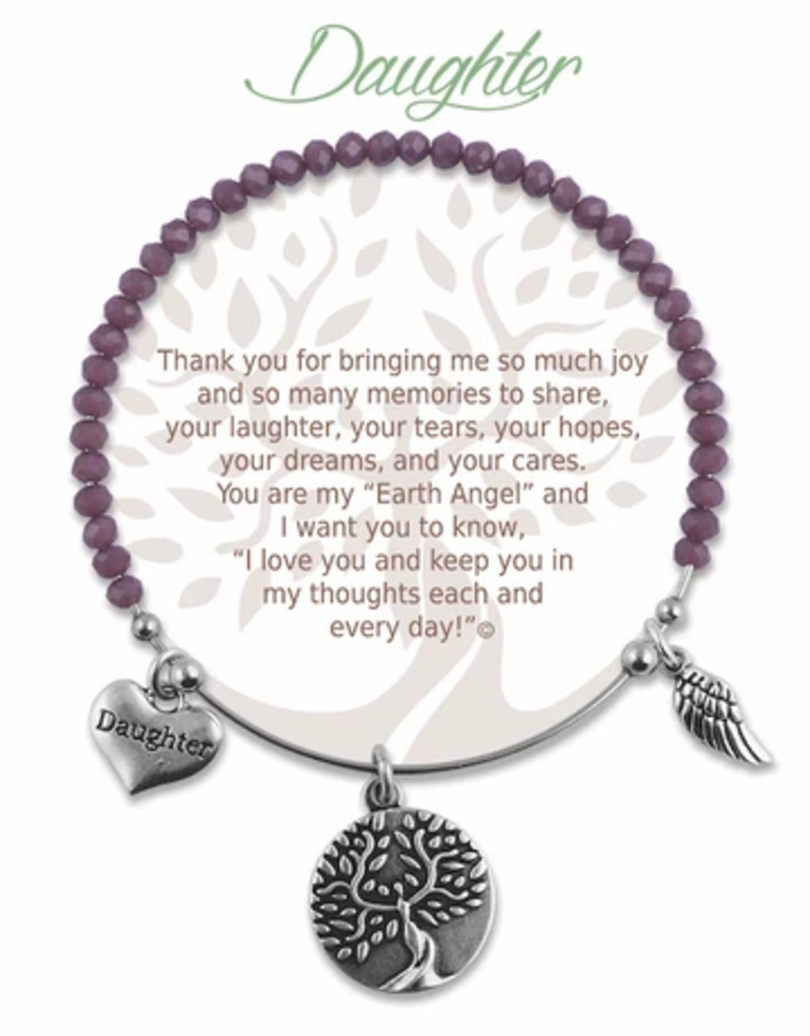 Earth Angel Bracelet, Daughter