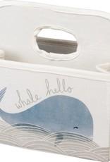 Diaper Caddy, Whale