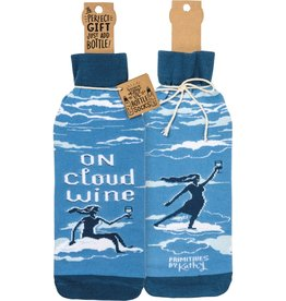 Bottle Cover, On Cloud Wine