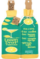 Bottle Cover, Lemon Drop