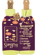 Bottle Cover, Sangria