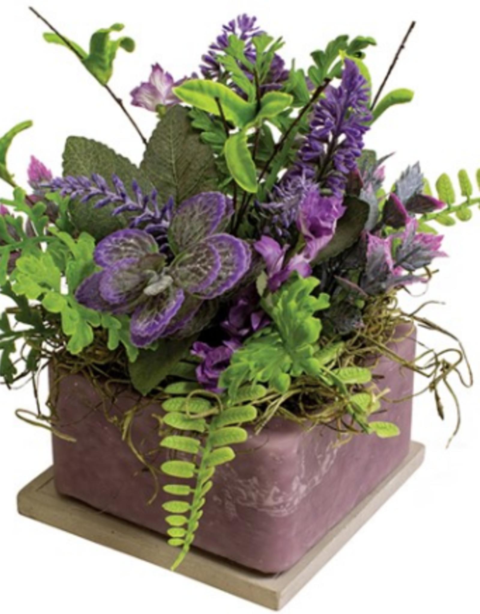 Habersham Candle Co. Wax Geo, Lavender