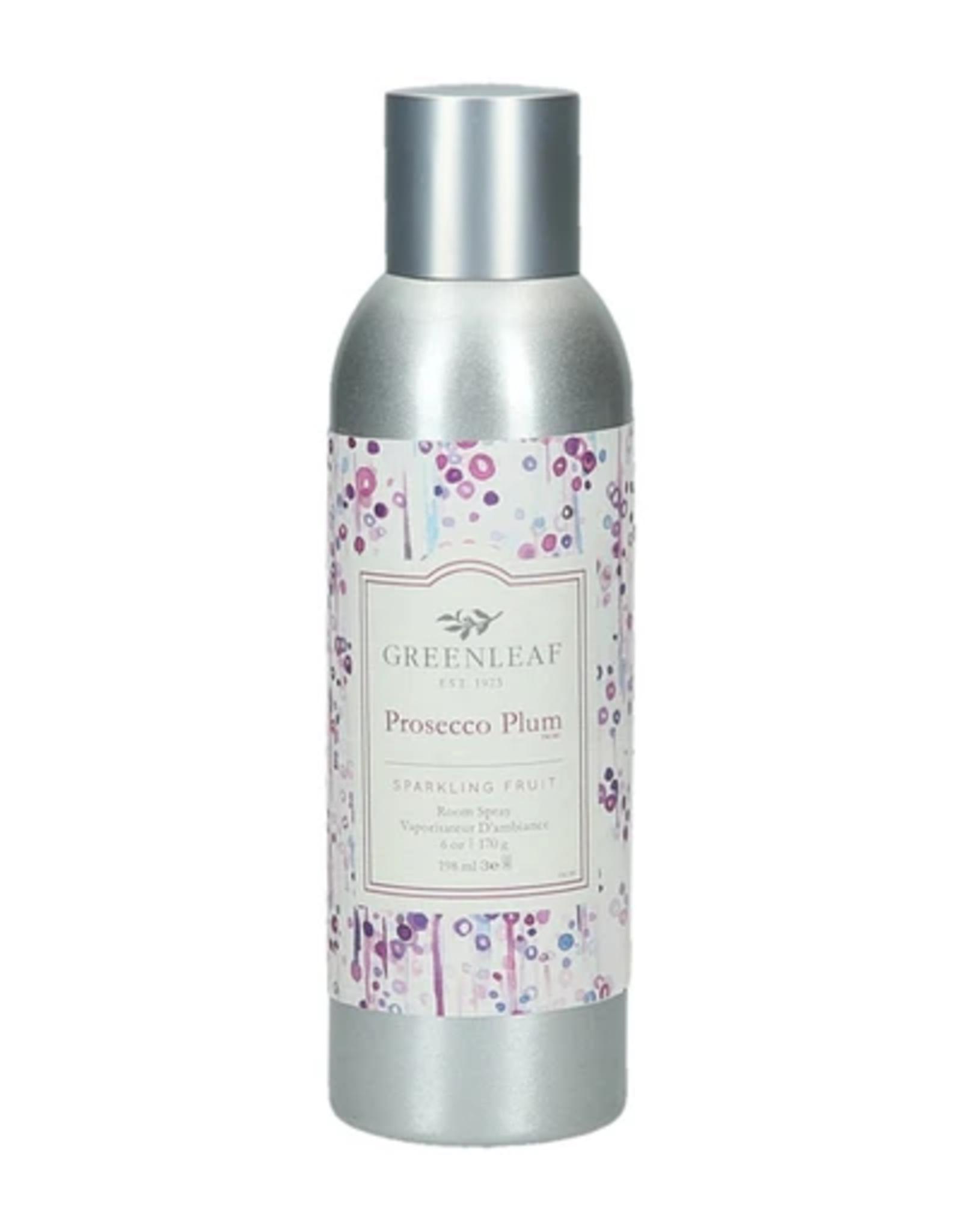Greenleaf Room Spray, Prosecco Plum
