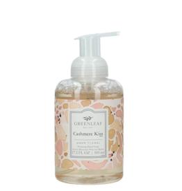 Greenleaf Hand Soap, Cashmere Kiss