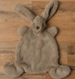 Birchwood Trading Co. Flat Nummy Bunny, Grey