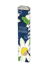 "Studio M Mini Art Pole 13"",  Hello Sunshine"