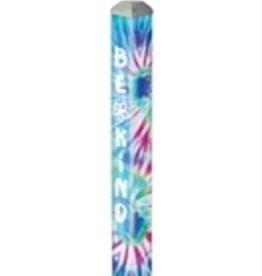 "Studio M Mini Art Pole 16"",  Tie Dye"