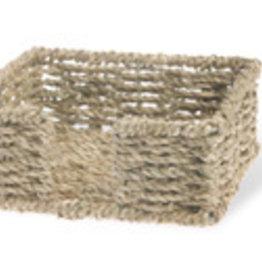 Boston International Cocktail Napkin Holder, Seagrass