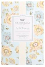 Greenleaf Large Sachet, Bella Freesia