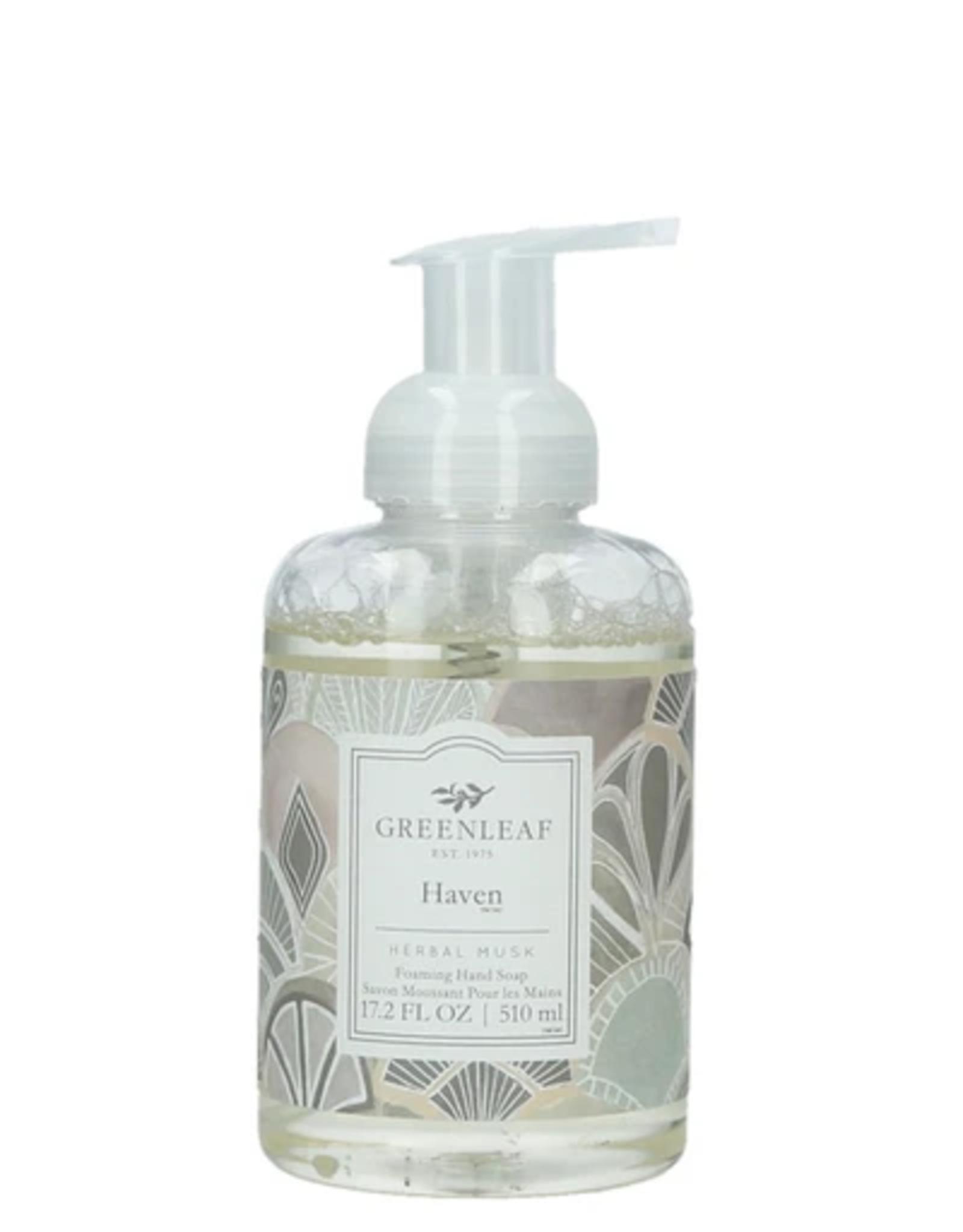 Greenleaf Hand Soap, Haven