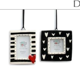 Mini Heart Frames