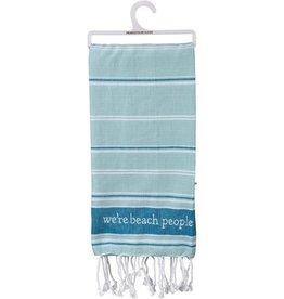 Dish Towel - We're Beach People