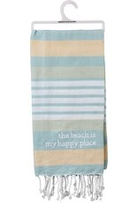 Dish Towel - Beach Is My Happy Place