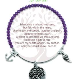 Earth Angel Bracelet, Friend