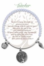 Earth Angel Bracelet, Teacher